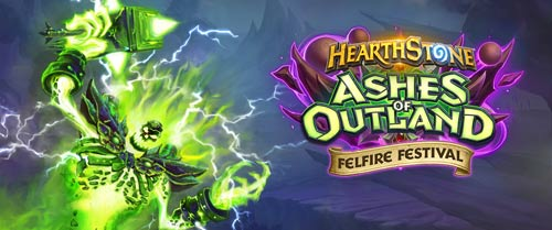 Ashes of Outland Felfire Festival 2020