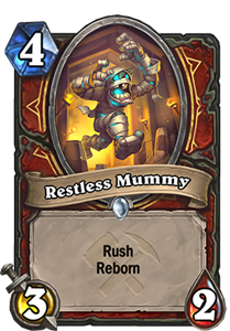 Restless Mummy free