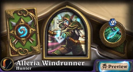 Hunter Alleria Windrunner