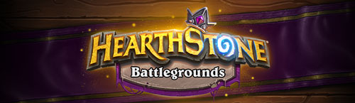 Battleground Hearthstone
