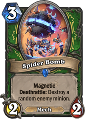 Spider bomb - Magnetic